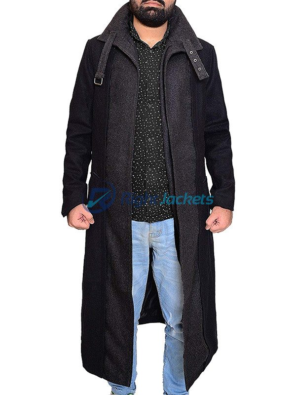 Altered Carbon Takeshi Kovacs Coat