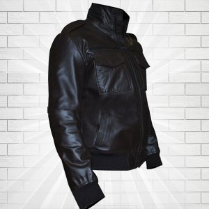 Detective Jake Peralta Brooklyn Nine-Nine Andy Samberg Leather Jacket