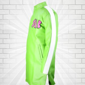 Goku Sab Broly Jacket green