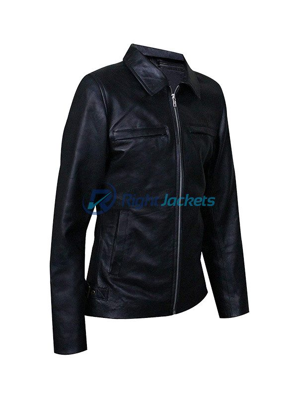 Arctic Monkeys One For The Road Leather Jacket