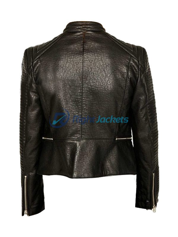 Arrow TV Series Dinah Drake Jacket