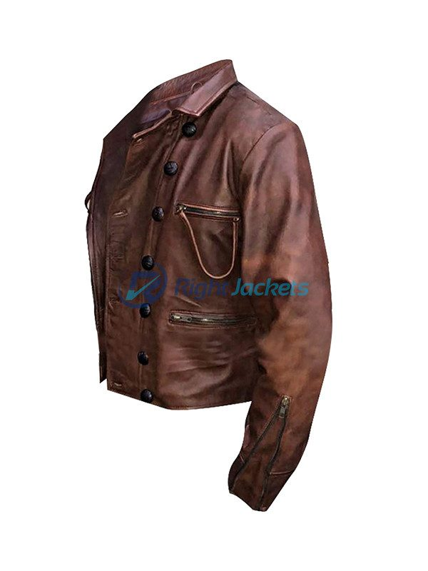 Arthur Curry Justice League Jason Momoa Jacket