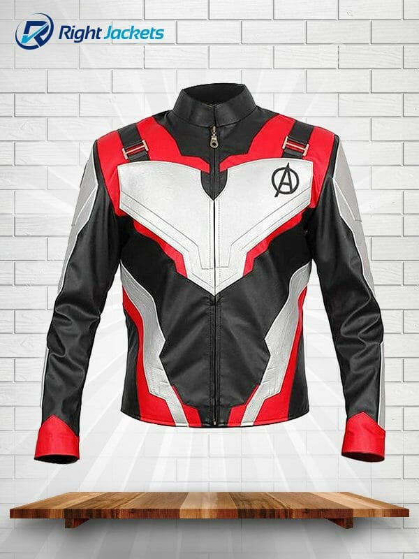 Avengers Endgame Quantum Realm Merch Jacket