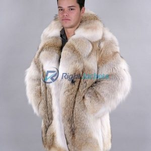 Big Boi Super Bowl Halftime Performance Fur Jacket