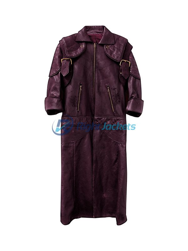 Devil May Cry 5's Ridiculous 1 Stylish Cotton Jacket