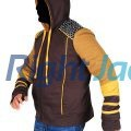 Mens Witcher 3 Geralt Armor Multi Color Hoodie