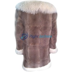 Vin Diesel Xander Cage xXx 2002 Brown Fur Long Coat (Copy) (Copy)