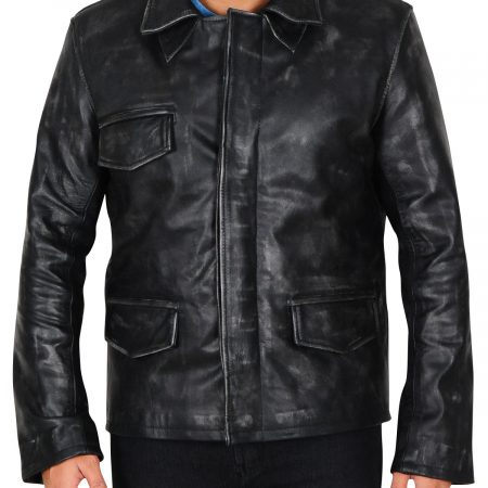 American Gods Ricky Whittle Leather Jacket