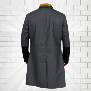 Become Human Markus Detroit Coat