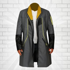 Become Human Markus Detroit Cosplay Coat