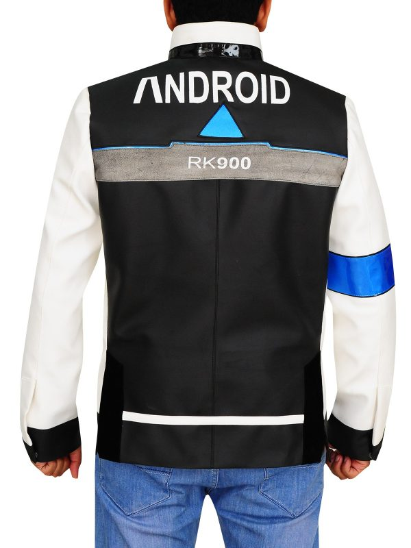 Connor RK900 Detroit Become Human Jacket