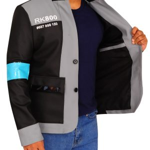 Cosplay Detroit Become Human Jacket