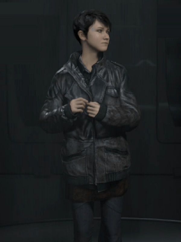 Cosplay Detroit Become Human Kara Jacket
