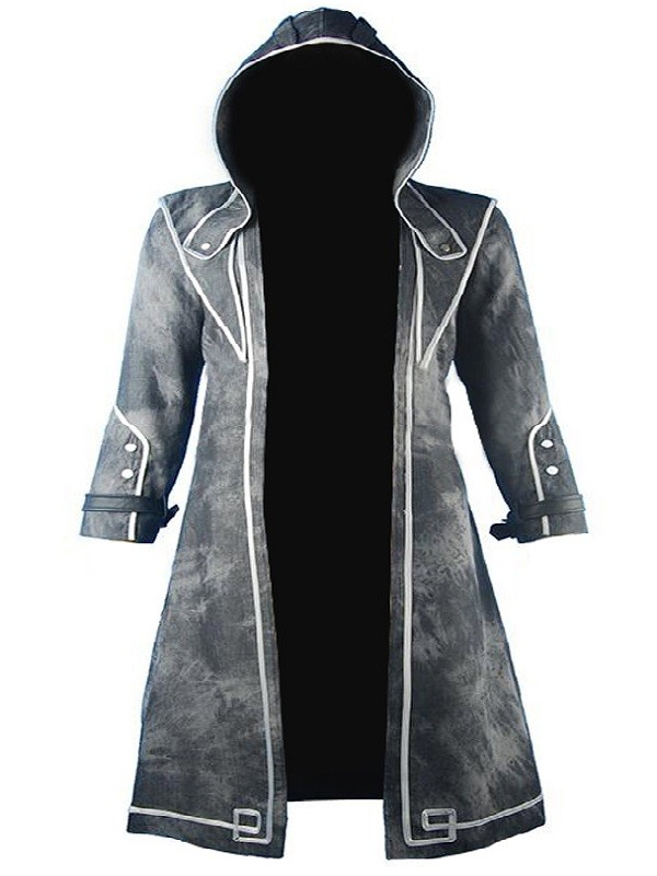 Dishonored Hooded Corvo Attano Coat