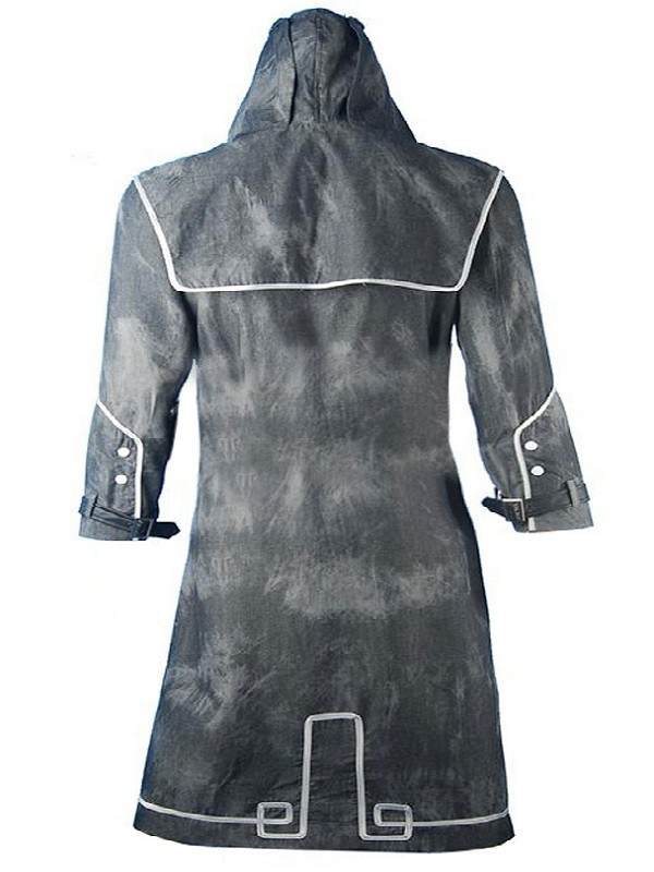 Fictional character Corvo Attano Dishonored Hooded Coat