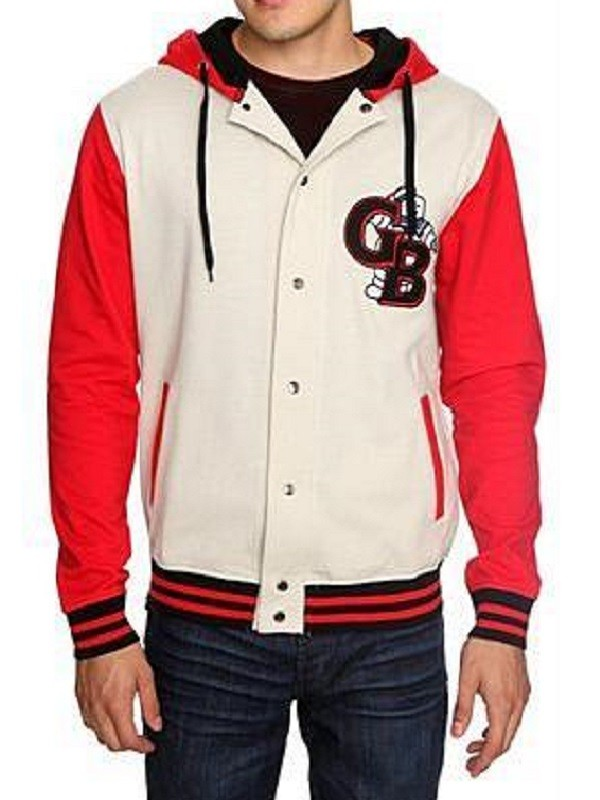 Ghostbusters Varsity Stylish Jacket