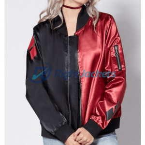 Harley Aka Ecco Red and Black Jacket