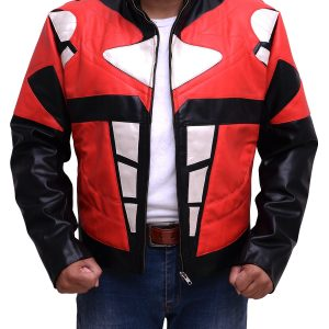 Mighty Morphin Power Rangers superhero costume Jacket