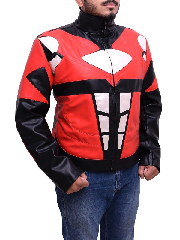 Mighty Morphin Power Red Rangers Jacket