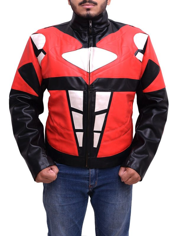 Power Rangers Mighty TV show Red Jacket