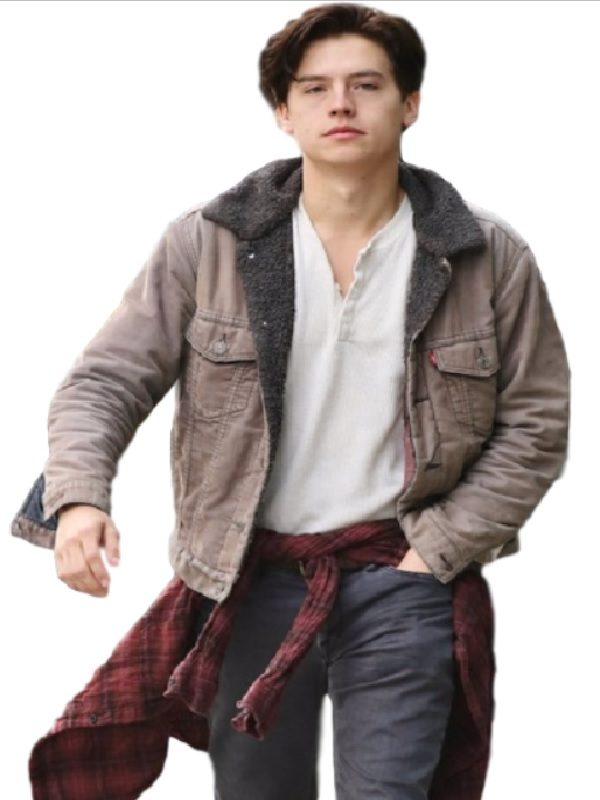 TV Series Riverdale Cole Sprouse Jacket
