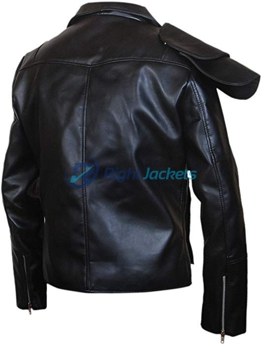 Tom Hardy Mad Max Fury Road Black Faux Leather Jacket