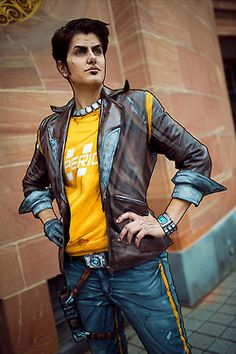 Handsome Jack Jacket