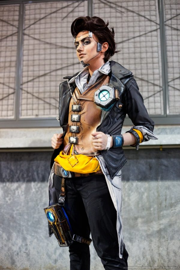 Borderland 3 HandsomeJackCosplayJacket