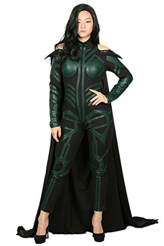 HELA COSPLAY CUSTOME OUTFIT SUIT