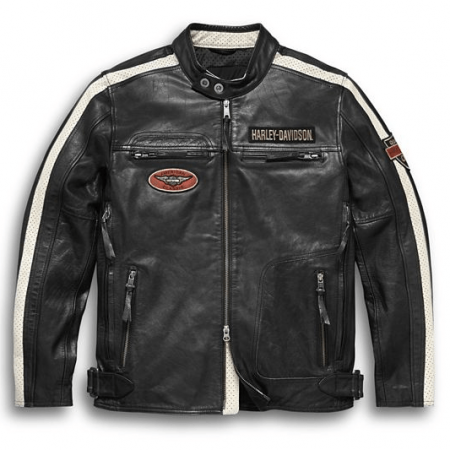 Harley Davidson Command Leather Jacket
