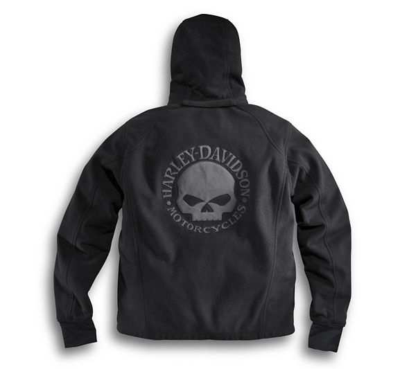 Harley Davidson Cross Roads Fleece Jacket