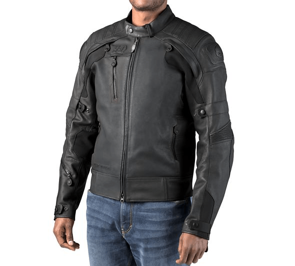 Harley Davidson FXRG Gratify Coolcore Leather Jacket