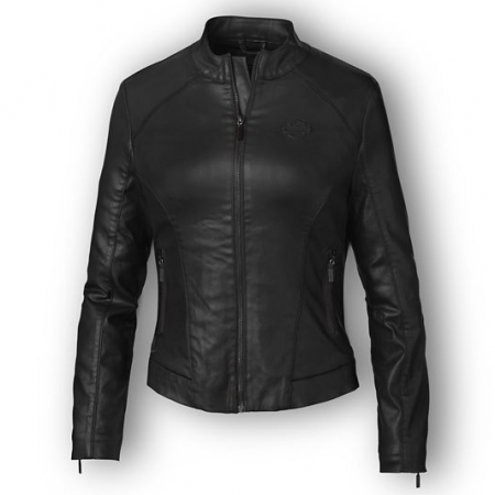 Harley Davidson Wing Back Coated Jacket