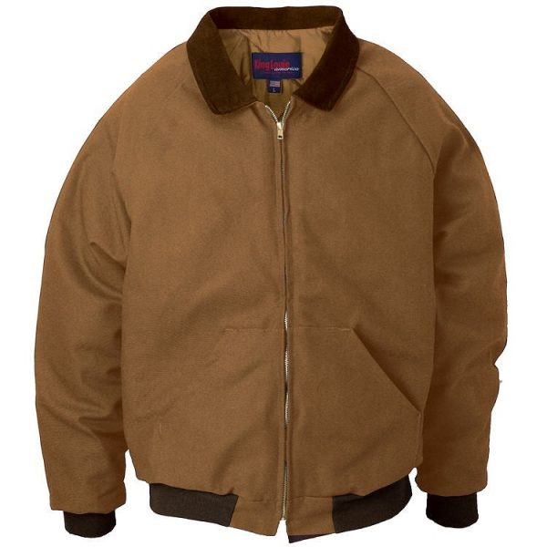 King Louie Canyon Full-Fit Duck Jacket