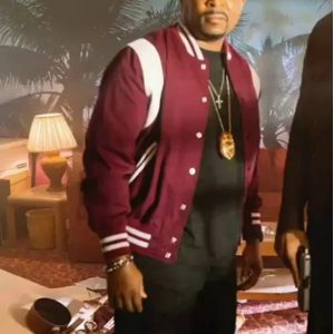 Martin Lawrence Bad Boys For Life Varsity Jacket