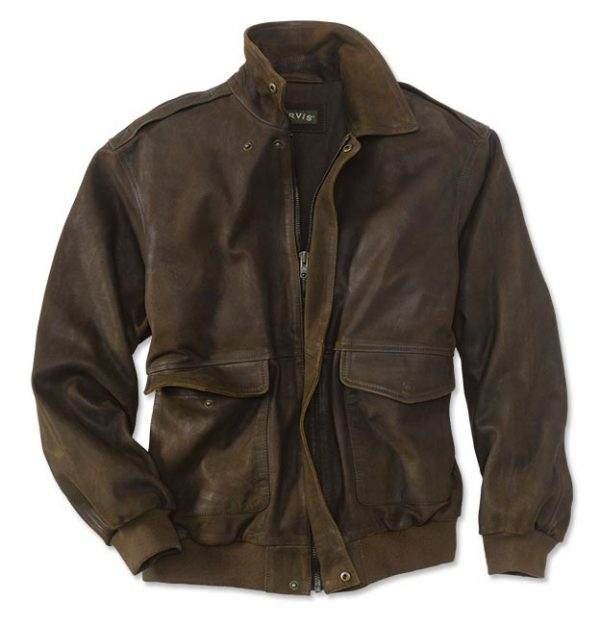 Thundr Bird Flight Leather Jacket
