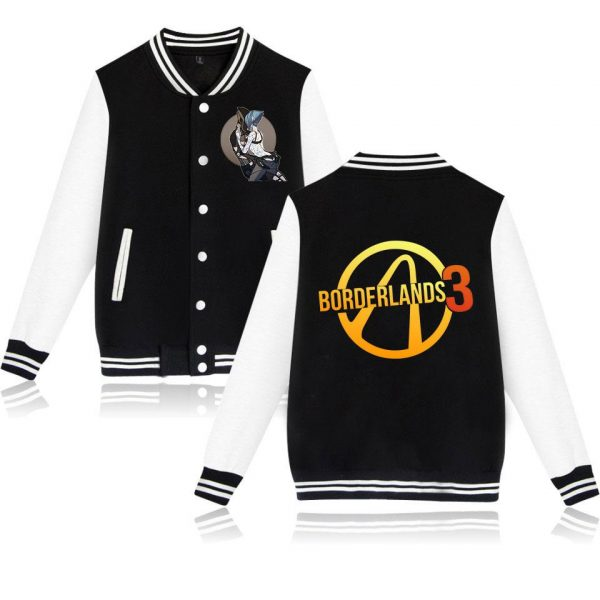 borderlands3baseballjacket2019newfashion