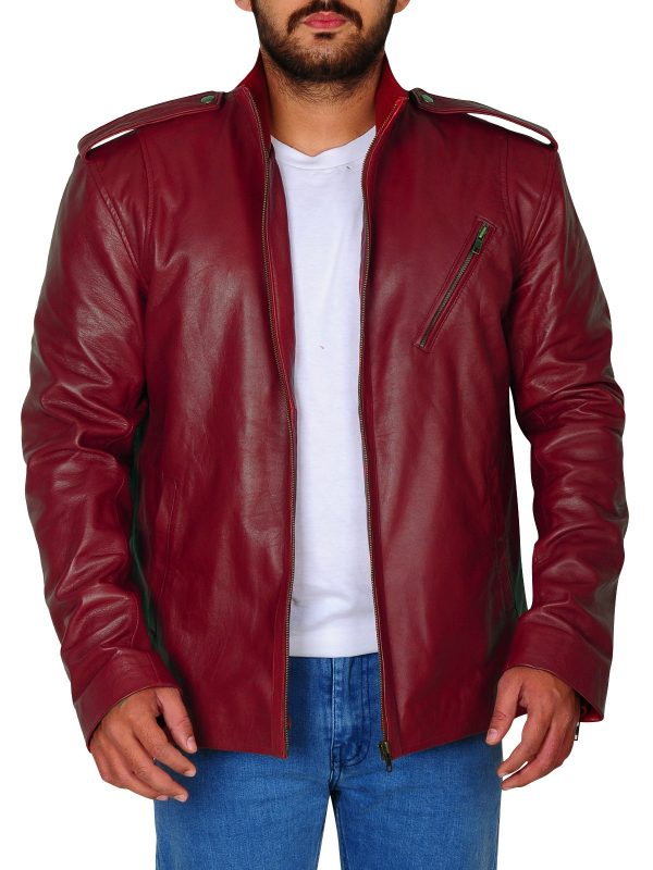 Ash Vs Evil Dead Ash Williams Maroon Jackets