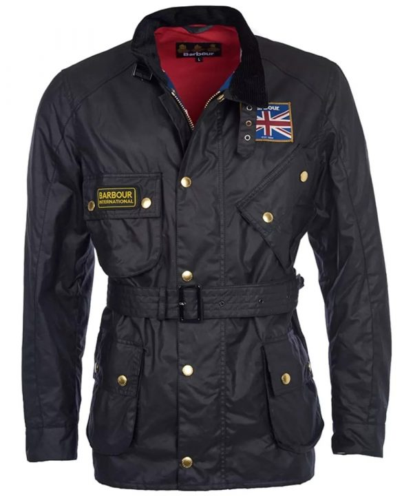 Barbour Union Jacks International Flag Jackets