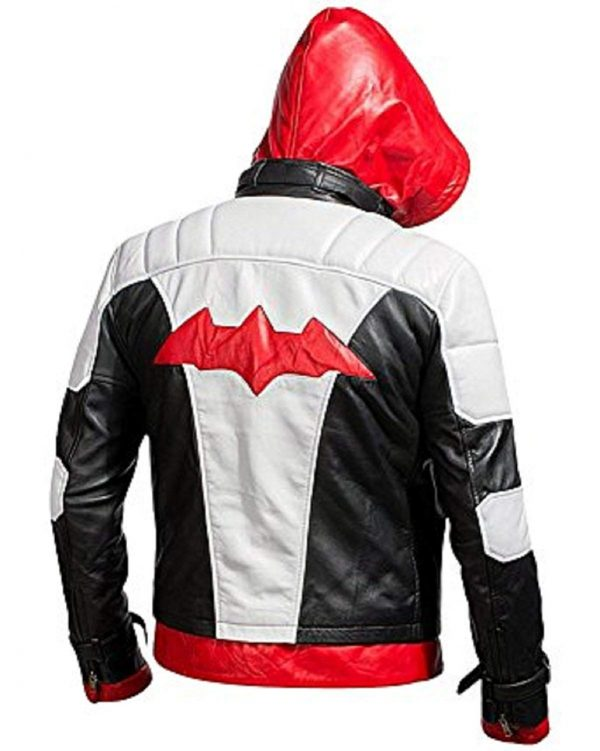 Batman Arkham Knight Synthetic Leather Jacket