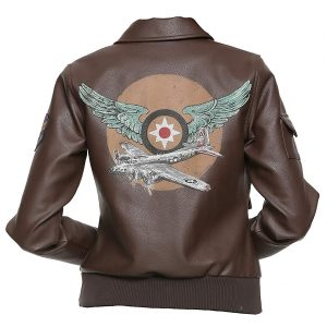 Captain Marvel Elegant 2019 Leather Jacket