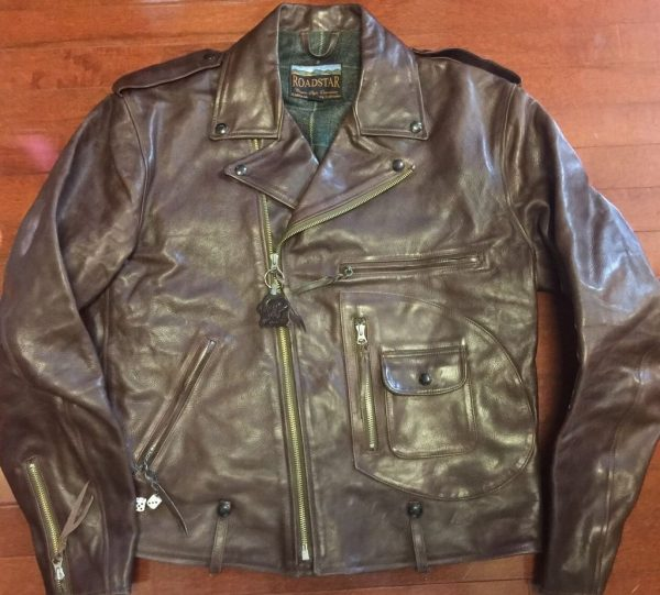 Eastman American Roadstar Horsehide Leather jacket