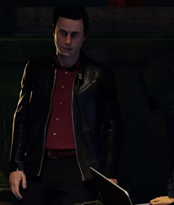 Nick Marks Blood & Truth Leather Jacket
