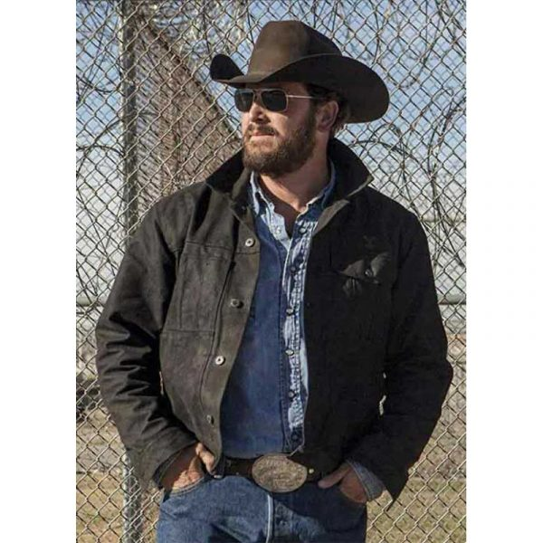 Rip Wheeler Cole Hauser Yellowstone Jacket