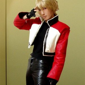 Rock Howard Fatal Fury Cosplay Jacket