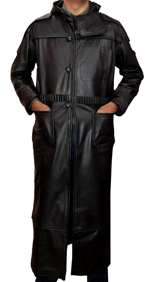 Roy Batty Blade Runner 1982 Trench Coat