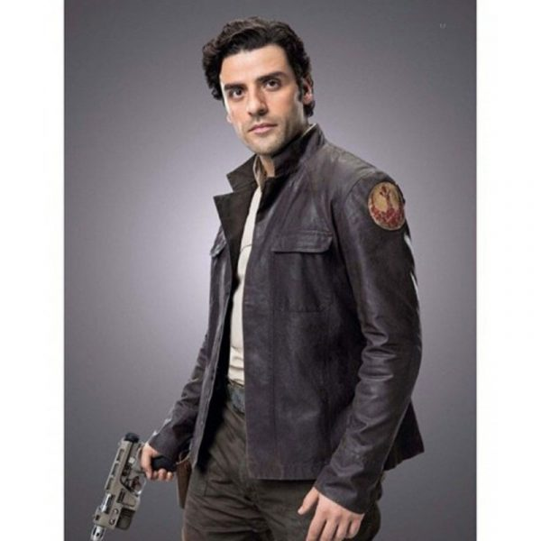 Star Wars Poe Dameron Leather Jacket