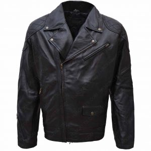 WWE Roddy Piper Leather Jacket