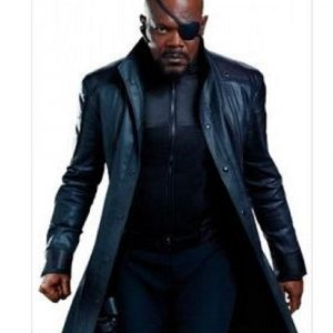 Winter Soldier Nick Fury Captain America Trench Coats
