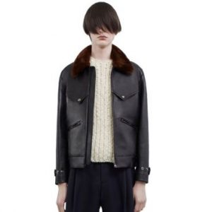 Acne Studios Swedish Leather Jacket